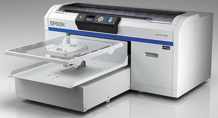 Máy in áo trực tiếp Epson SureColor F2000 Series